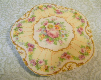 China Mosaic Tiles -SHaBBY GoRGeOUS LG. FOCAL- Broken plates repurposed