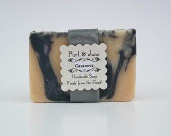Casanova Men's Goat Milk Soap