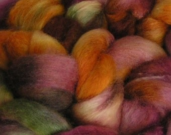 Roving Top Wool COLOR PLAY CLUB One 4 oz wool or wool blend top per month for 6 months