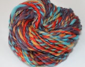 Rainbows Handspun Yarn