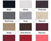 """20 yards Cotton Webbing - 1.25"""" Medium Heavy Weight for Key Fobs, Purse Straps, Belting - SEE COUPON"""