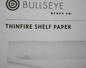 FREE Shipping  30 Sheets Bullseye Thinfire Shelf Paper