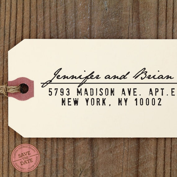 CUSTOM ADDRESS STAMP with proof from usa, Eco Friendly Self-Inking stamp, rsvp address stamp, custom stamp, custom address stamp, stamper 51