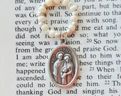 Rosary Ring - Holy Family
