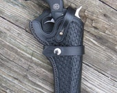 Leather Holster Ruger Single Six 22