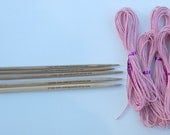 Knooking hooks Knitting with crochet hook Amazing needles - FREE SHIPPING