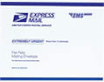 Express Shipping Add on to Product US only
