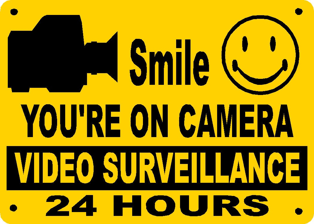 picture regarding Smile You Re on Camera Sign Printable identify 100+ Your Upon Digicam Signal Printable yasminroohi