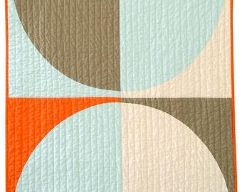Modern Graphic Quilt  - POP Variation