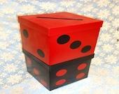 2-Tier Die Money Box