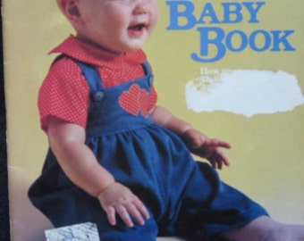 Simplicity Baby Clothes Book Sewing Pattern Book