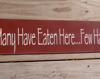 Popular items for kitchen wood sign on Etsy