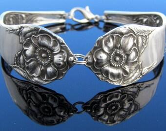 Spoon Bracelet Briar Rose Rare 1910