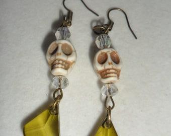"""Welsh Witch Earrings Spell for """"Success in Chosen Field"""""""