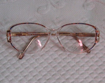 Vintage Eyewear .  Da Vinci  Eyewear . 1970s Glasses