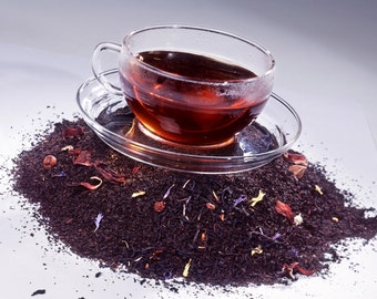Tea Loose Leaf Buyers Choice Tea Sampler You Select any Ten Blends in One Ounce packages