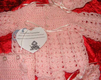 Newborn Baby Layette Set