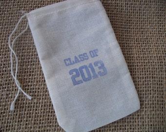 Graduation Favor Bags 3x5 - Set of 10 - Item 3M1533