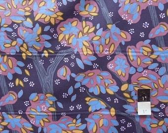 Melissa White PWMW016 Camille Treetops Muted Cotton Fabric 1 Yd
