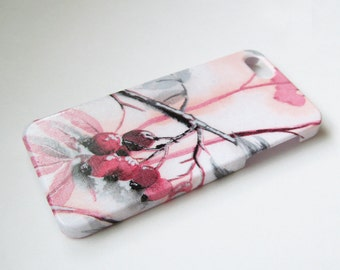Cherry Branch iPhone 3, 4/4S, 5/5S, 5C, 6 or iPod Touch Case - Back Cover - Hard Shell Case