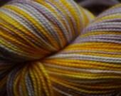 Iris Sock Yarn Superwash Merino Fingering Weight