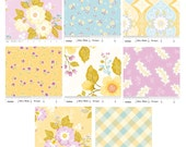 Promenade Fabric by Riley Blake - 1/2 Yard Bundle - Sale - Last One