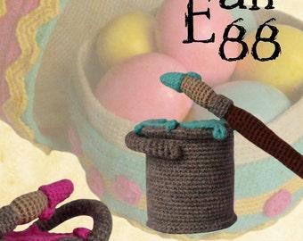 15) Paint an Egg