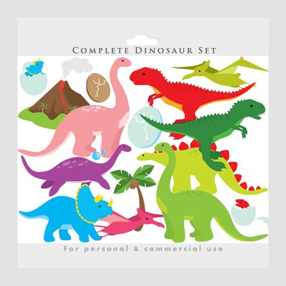 Dinosaur clipart dinosaurs clip art prehistoric