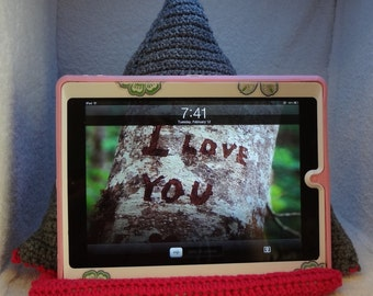 iPad/Tablet/eReader Pillow - made to order