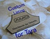 Custom Listing For Tara