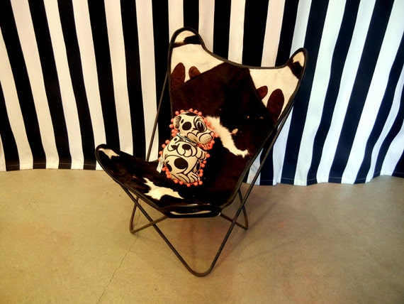 50s chair / The Iron Butterfly Vintage 1950s by eyeformodern