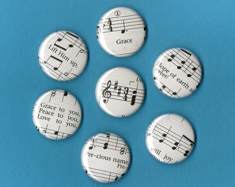 Holy Song Set of Six MAGNETS
