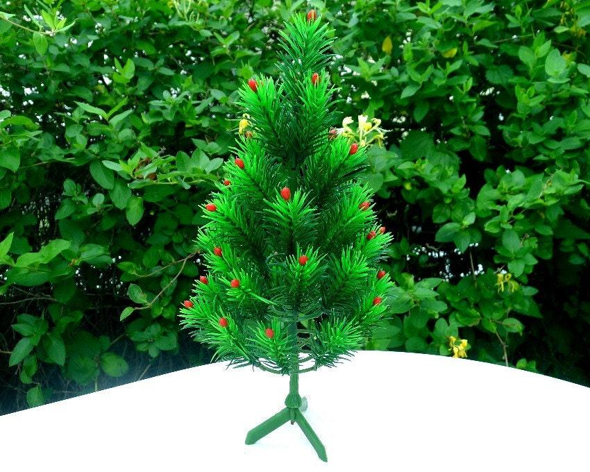 Small Plastic Christmas Trees
