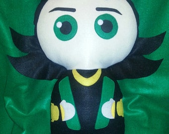 Loki Cuddle plush
