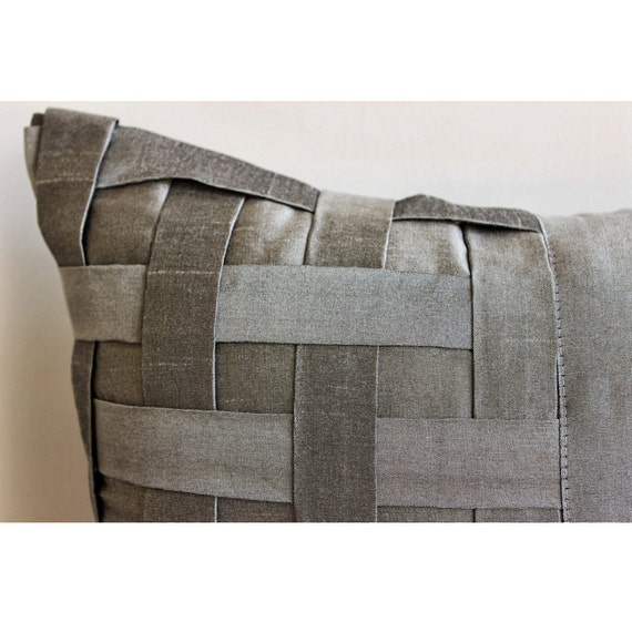 26 Inch Decorative Pillow Covers : thehomecentric - Decorative Euro Sham Covers Couch Pillow Sofa 26 Inch Silk Euro Sham Cover with ...