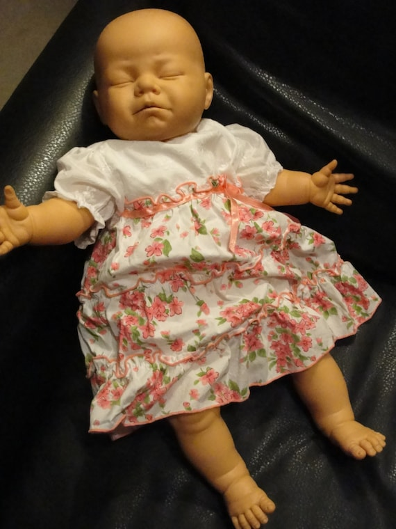 Vintage Berjusa Baby Doll With Pull String Head By Marci922