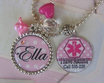 Personalized Medical alerts Pendant