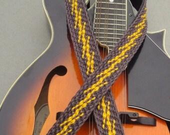 SUMMER SALE  Mandolin Lightning Strap