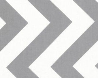 Moda Steel Chevron 32349-21 Half Moon Modern Fabric 1 yard