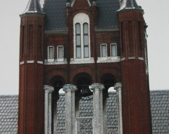 Courthouse, Bell Tower, Bardstown, Kentucky, Fine Art, Photography, Print, Glossy, OOAK
