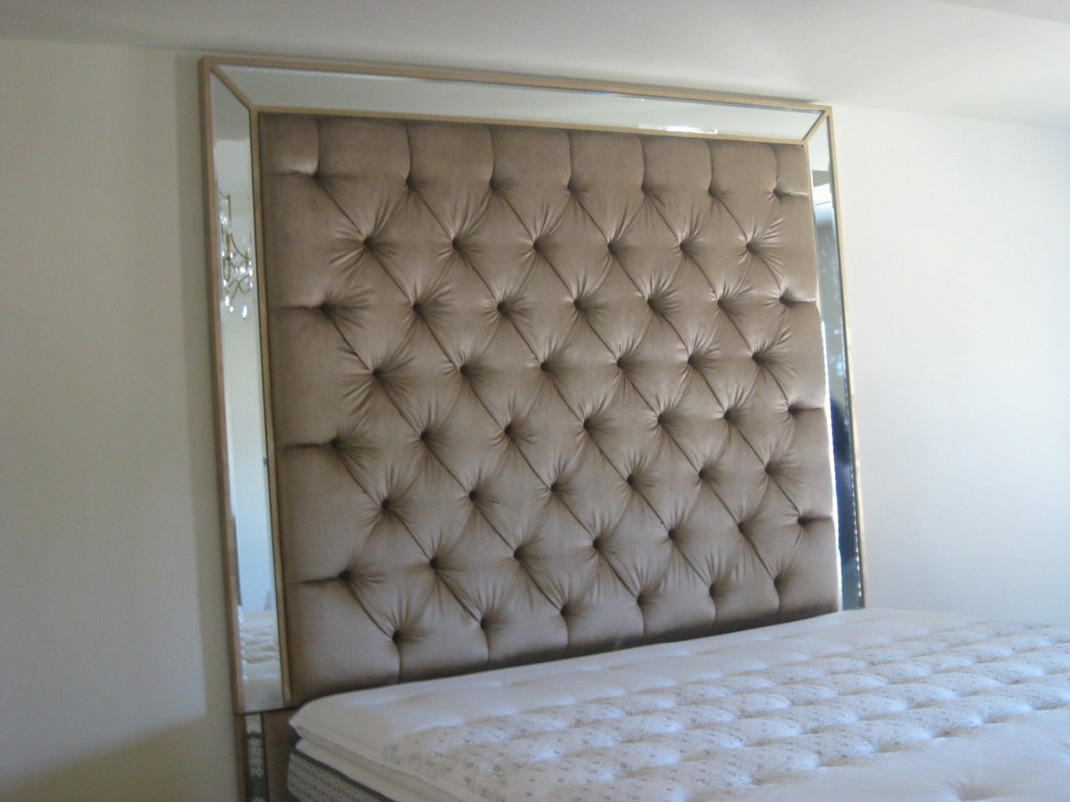 Headboard King Size Upholstered Headboard Headboard With