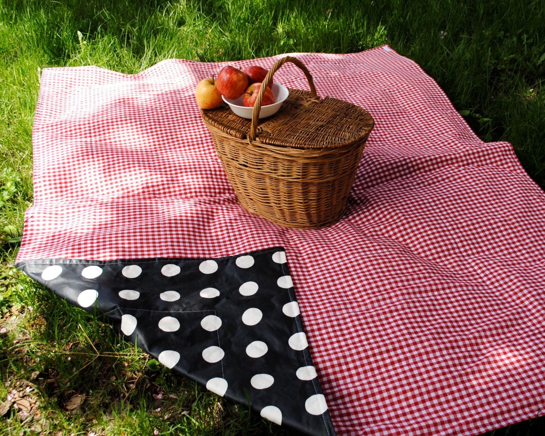 Waterproof Picnic Blanket Eco Friendly Picnic Blanket