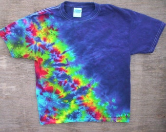 Childrens-Beautiful Tie Dye Size Youth Large