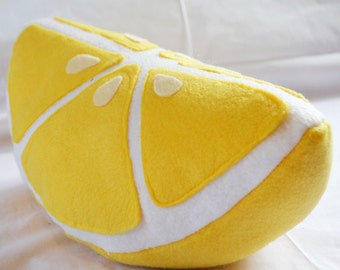 Luminous Lemon Plush