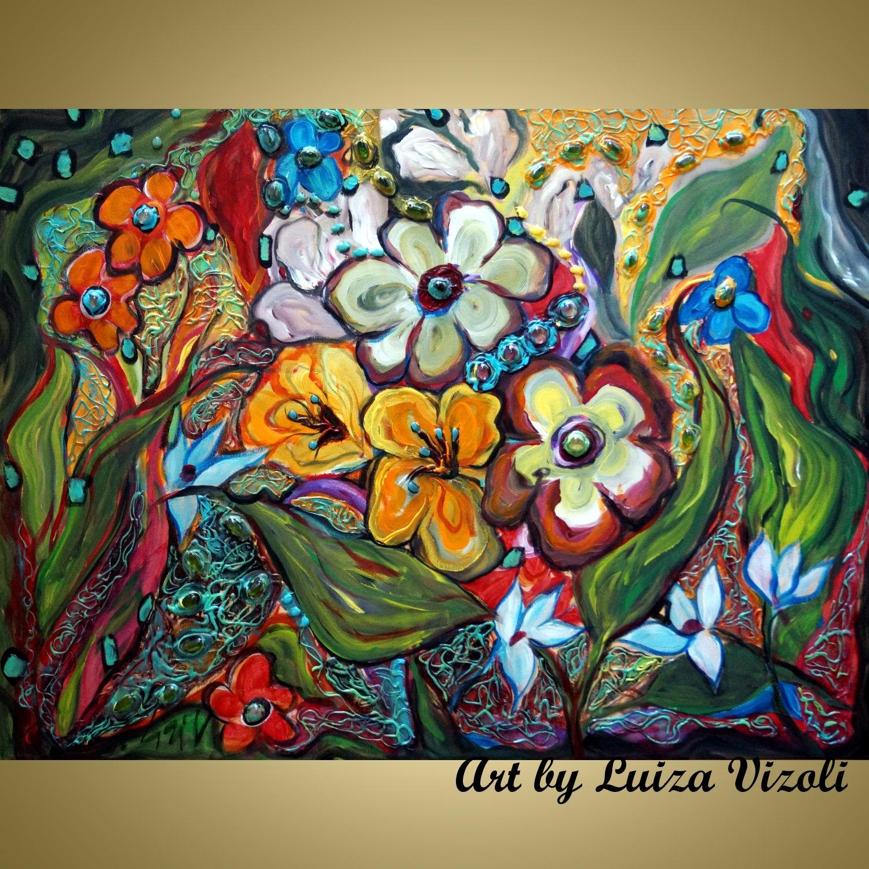 Dreamcatcher // bohemian decor // boho // dried by ...  |Bohemian Style Flowers