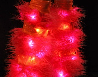 LED Layered Fluffies