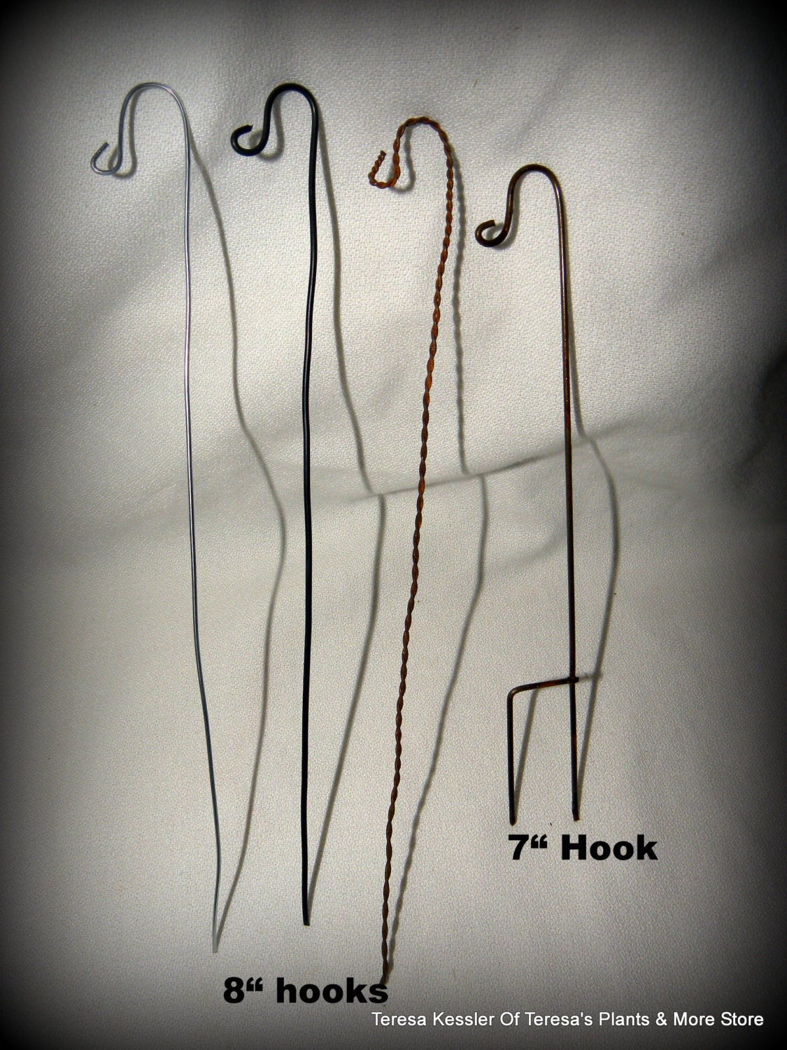 Shepherds hook in miniature