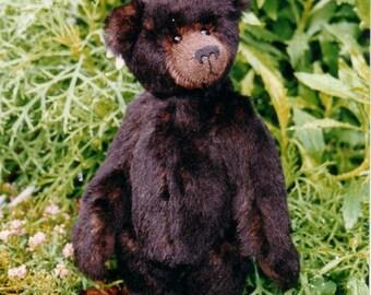 """Grizzly - A  12""""/30 cm bear pattern PDF"""