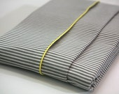 Twin duvet cover with custom Italian piping - Cotton kisses - essential collection- choose your color / fabrics