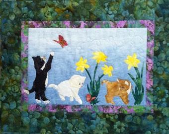 Kitten Kaboodle 2 a licensed McKenna Ryan design